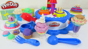 Play-Doh Cupcake | Juego de Plastilina | Juegos de Play Doh ...